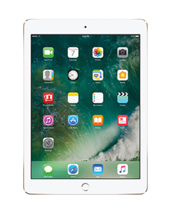 apple ipad air 2 16gb gold certified like new. Black Bedroom Furniture Sets. Home Design Ideas