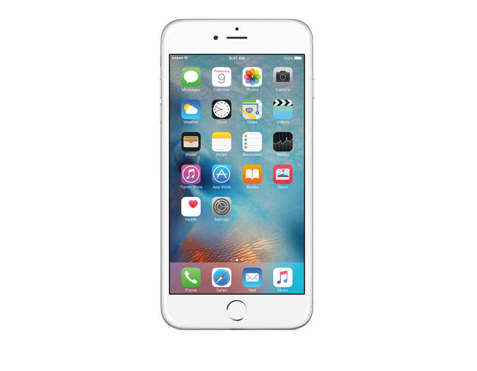 Apple iPhone 6 Plus (16GB Silver) – Algorithmtech.net
